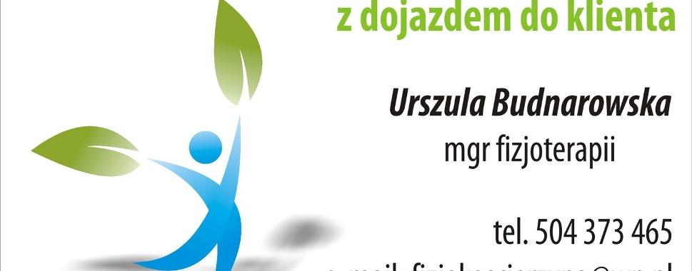 Fizjoterapia i Fitness Urszula Budnarowska
