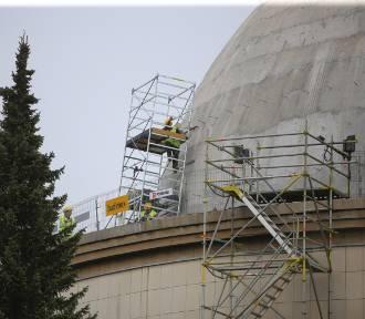 Trwa budowa Planetarium - Śląskiego Parku Nauki
