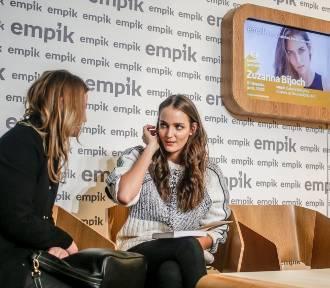 Spotkanie z Zuzanną Bijoch w Gdańsku. Jak modelka stała się pisarką [zdjęcia, wideo]