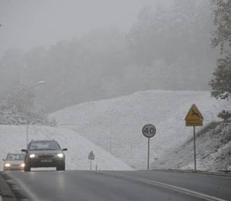 Uwaga! Od rana na drogach regionu może być ślisko!