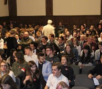 W Wolsztyńskim Liceum odbył się koncert patriotyczny -[Zdjęcia]