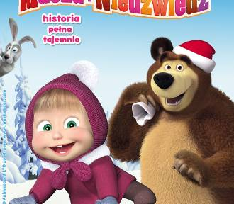 Masza i Niedźwiedź w Hali Stulecia!
