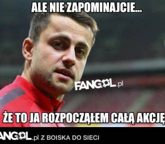Zobacz najlepsze memy po meczu Polska-Szwajcaria