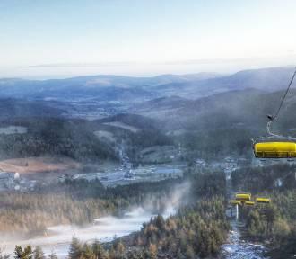 Czarna Góra rozpoczęła sezon narciarski [ZDJĘCIA]