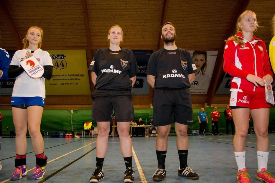 Turniej Nadziei Olimpijskich - Dominika Borowska