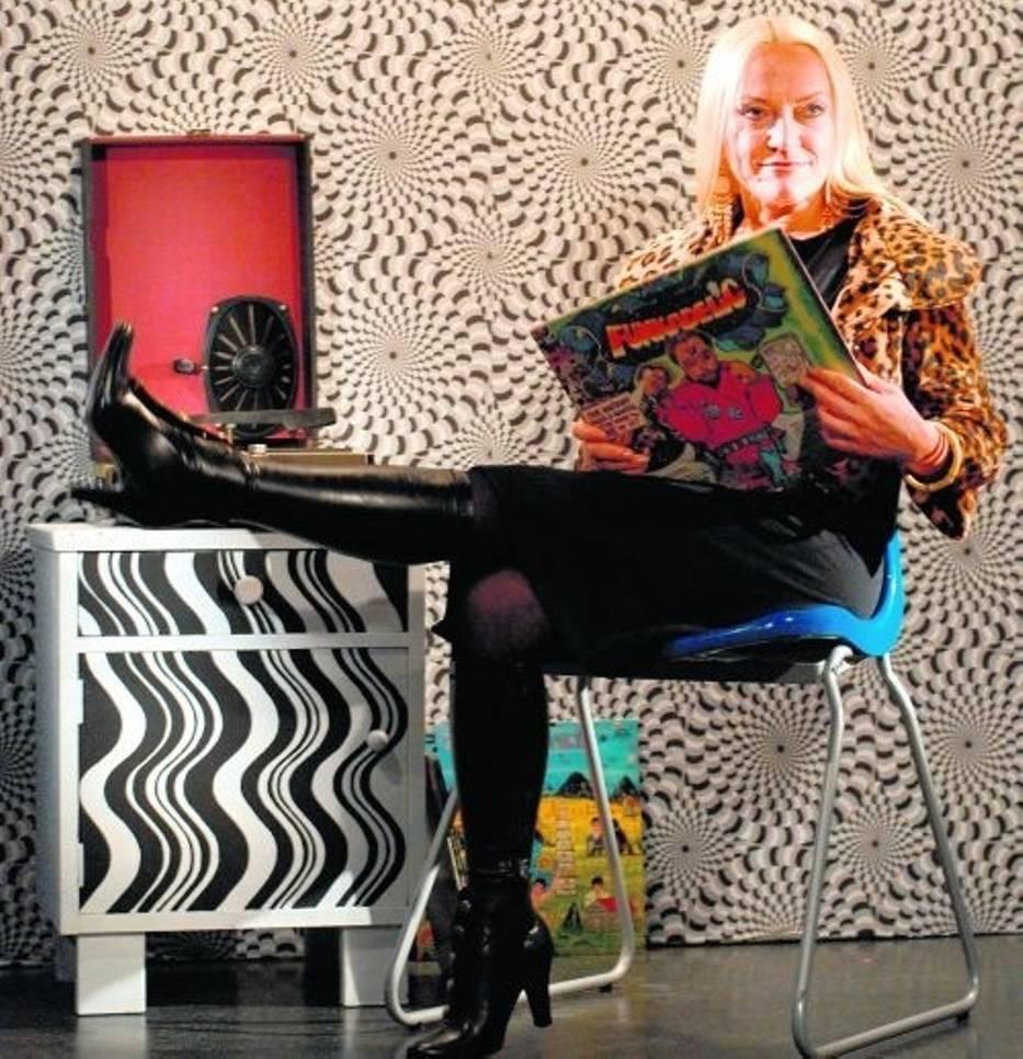 Małgorzata Ostrowska zaśpiewa w przyszły czwartek w Puszczykowie
