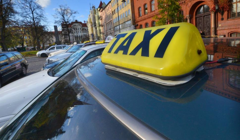 Taxi Mercedes cennik