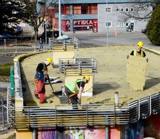 Zielona Góra to teraz wielki plac budowy. Co dzieje się na ul. Dworcowej i w okolicy ul. Batorego?