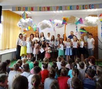 XXIV Gminny Festiwal Piosenki Dziecięcej w Biadkach za nami