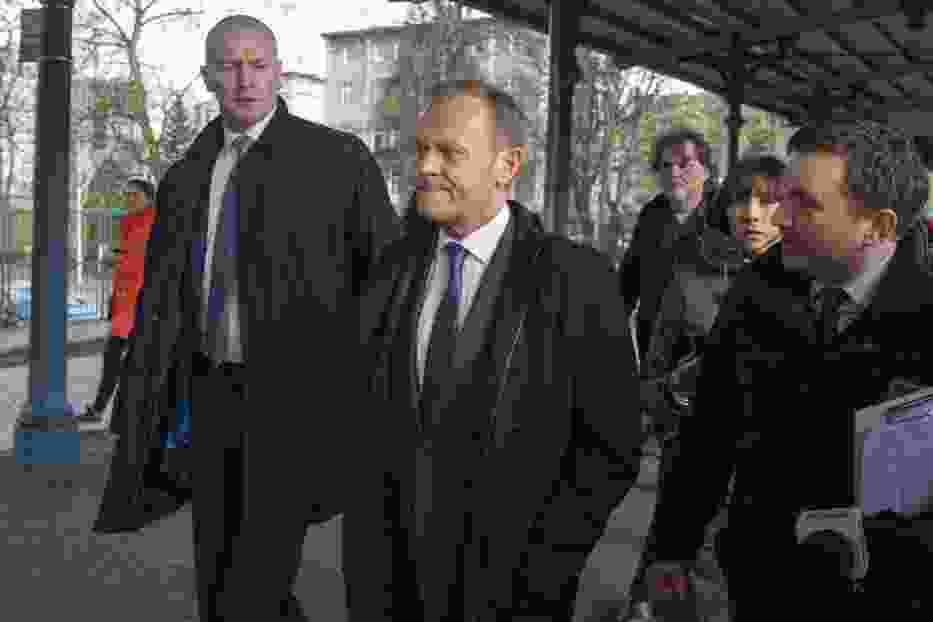 Donald Tusk będzie zeznawał dzisiaj w Warszawie