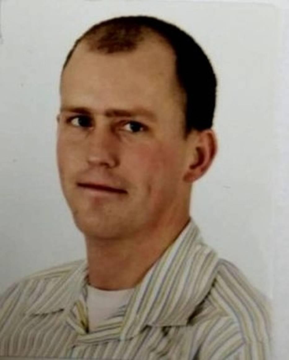 Marcin Grochowski kilka dni temu wyszedł z budowy w Tereszewie, gdzie pracował, i nie wrócił do domu