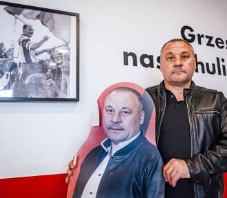 """""""Nasz chuligan"""" dołączył do  """"tekturowej armii"""" ŁKS Łódź"""
