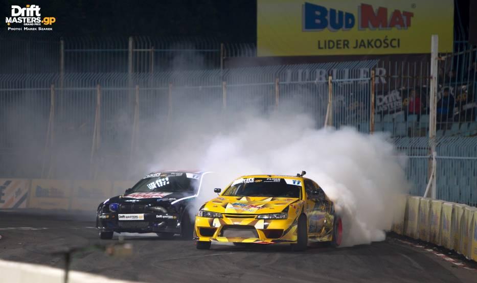 Drift Masters GP we wrześniu pod stadionem Lecha Poznań