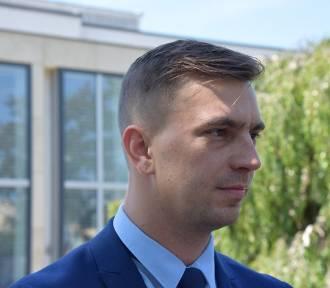 Damian Kunert dostał pracę w Urzędzie Marszałkowskim w Łodzi