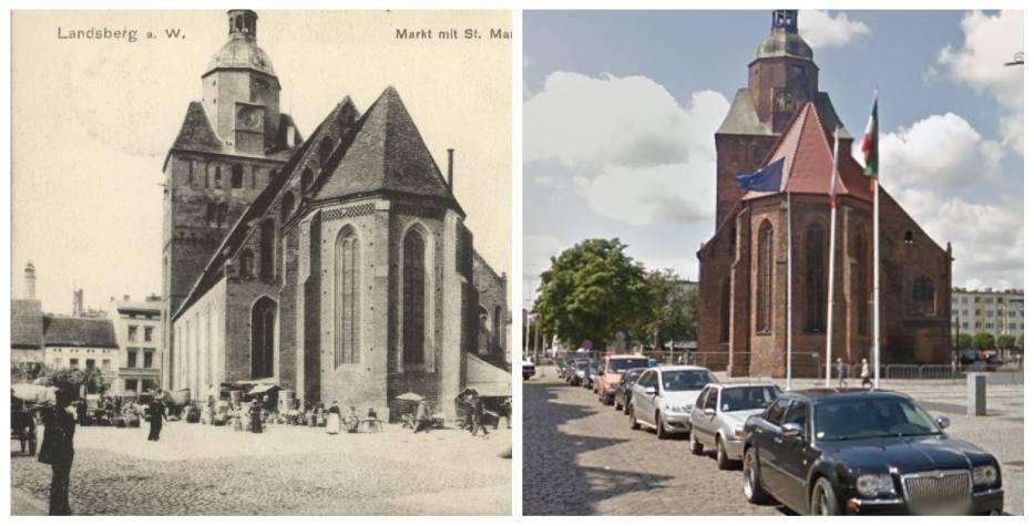 Jak nasze miasto wyglądało kiedyś, a jak teraz? Zobaczcie niesamowite przemiany