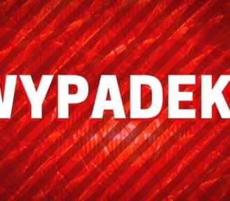 Wypadek na S1 w Dąbrowie Górniczej: trzy osoby ranne, w tym dziecko