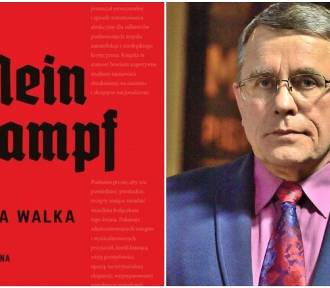 """""""Mein Kampf"""". Wydanie z naukowym komentarzem już w księgarniach"""