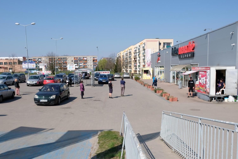 Przedświąteczne zakupy w Żarach