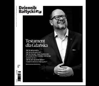 """Wydanie specjalne """"DB"""" poświęcone prezydentowi Gdańska 18.01"""