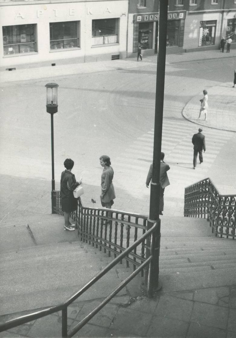 Chorzowskie schody
