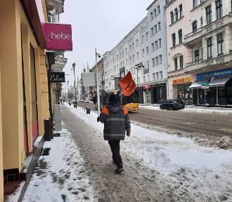 Akcja Zima w Gliwicach. Dzwoń, jeśli nie odśnieżyli