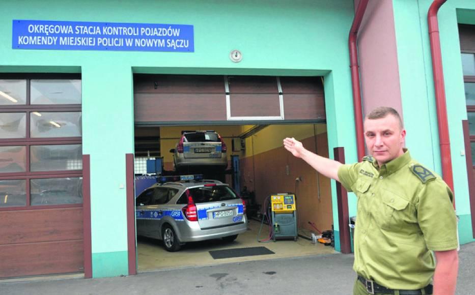Nowy Sącz. Komisariatu nie będzie. Policja zwraca budynki
