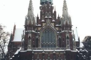 Kościół św. Józefa, Kraków, ul. Zamoyskiego 2, telefon i godziny mszy