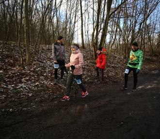Półmaraton Zimowy 2020 w Parku Tysiąclecia w Sosnowcu
