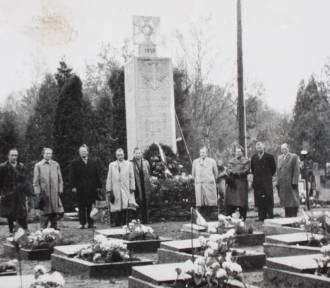 Unikalne zdjęcia działaczy ZBoWiD ze Sławna, który powstał w 1949 roku