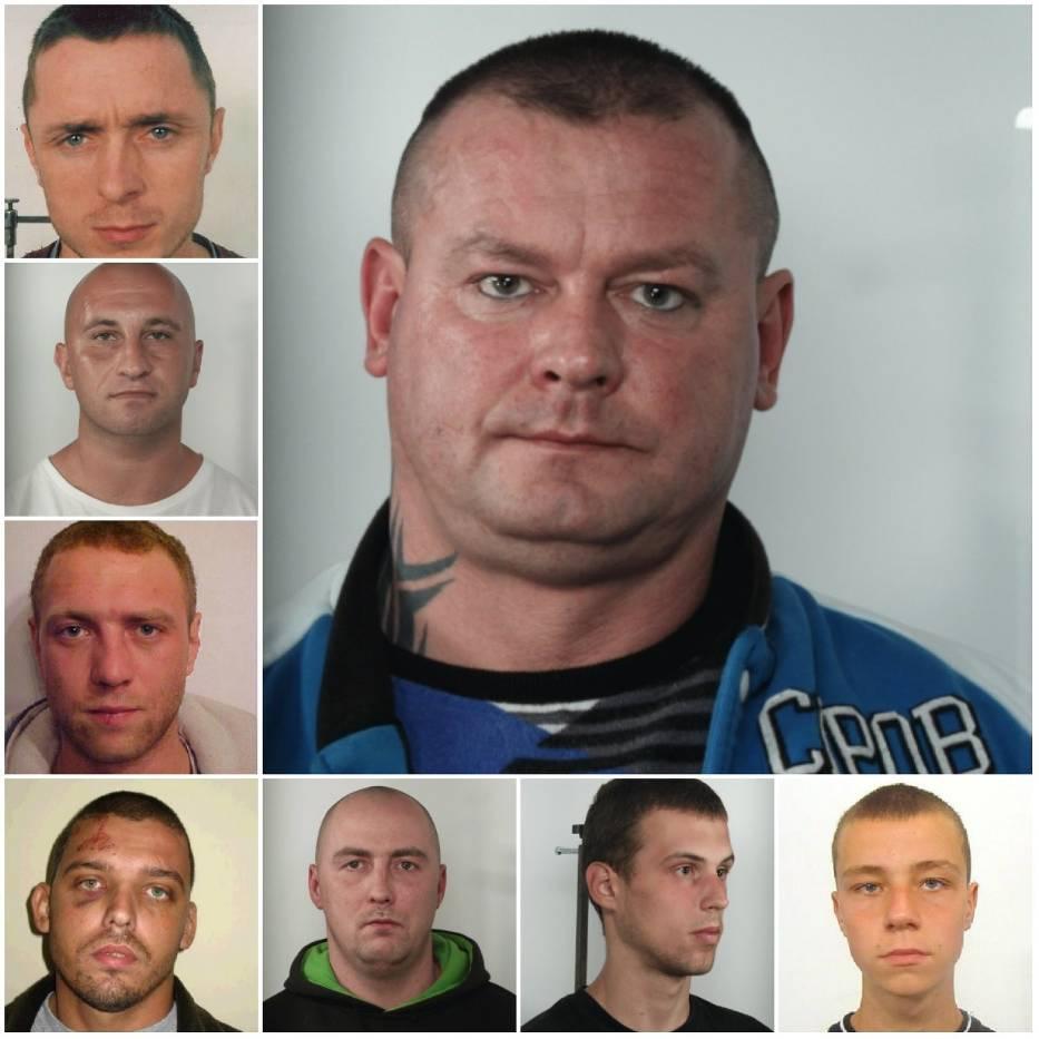 Komenda Wojewódzka Policji w Bydgoszczy poszukuje kilkudziesięciu osób, które brały udział w bójkach lub pobiciach