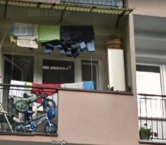 Balkony sądeczan okiem kamer Google Street View. Zobacz, co zarejestrowały