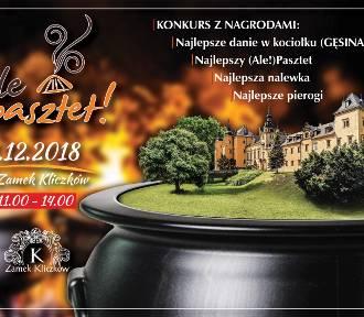 Konkurs ALE PASZTET! 2018 w Zamku Kliczków