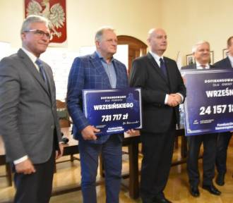 Września: Umowa o dofinansowanie obwodnicy podpisana!