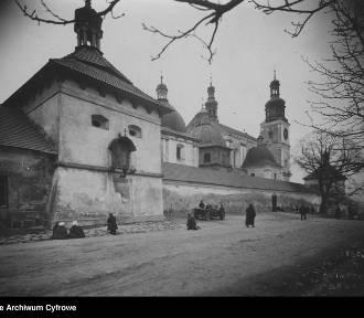 Unikalne zdjęcia Kalwarii Zebrzydowskiej sprzed 100 lat