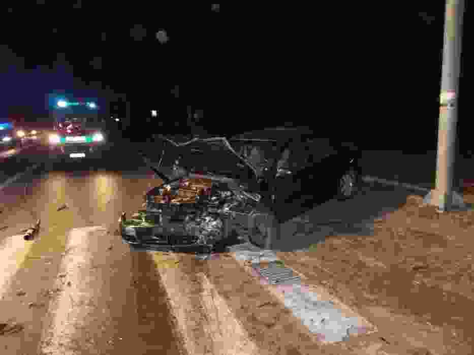 Wypadek w Kraśnicy