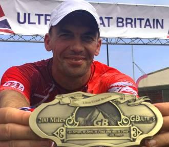 Ultra wyczyn poznaniaka! Artur Kujawiński 20. w biegu Ultra Great Britain