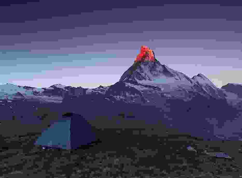 Zdjęcia w górach