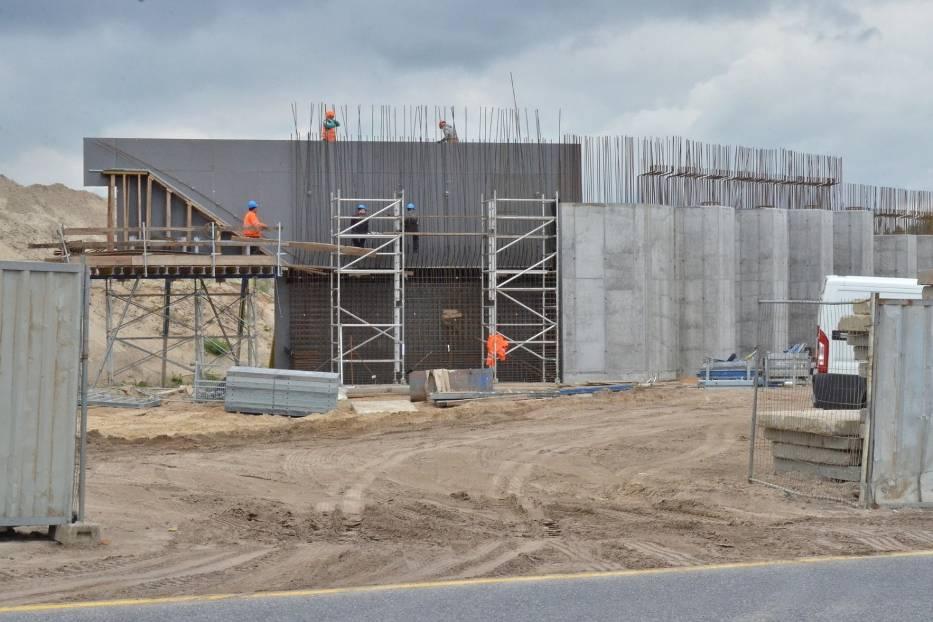 Budowa S-5 w rejonie Zamościa i Rynarzewa