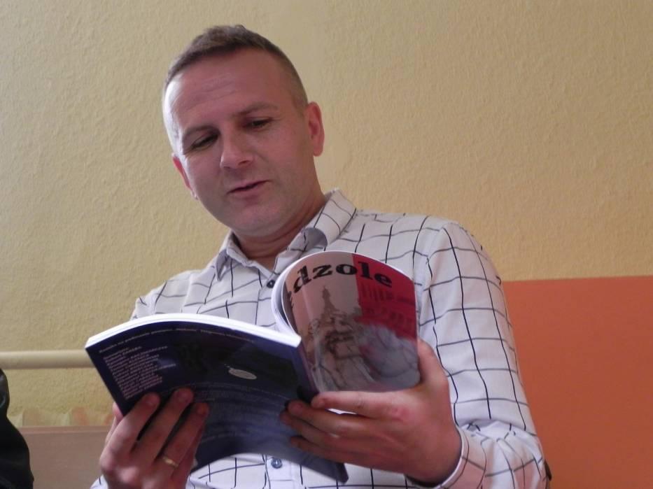 Zbigniew Masternak w Sandomierzu (1 maja 2017 r