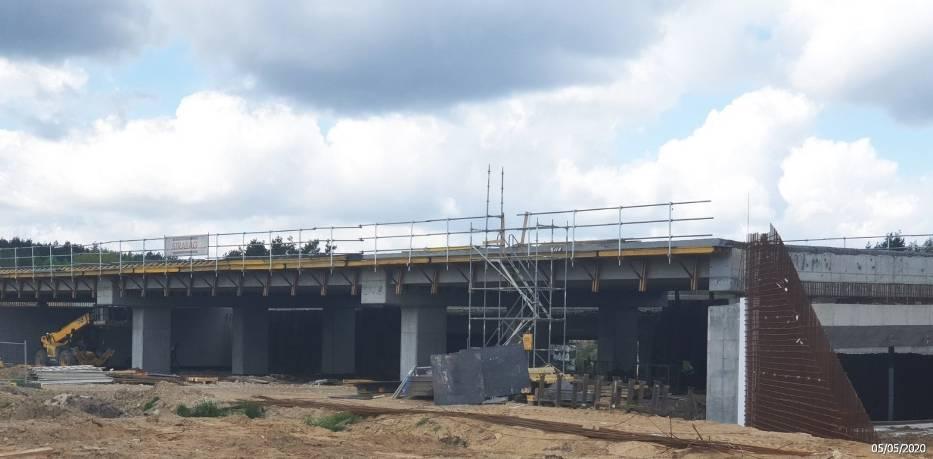 Budowa autostrady A1 Radomsko - Kamieńsk
