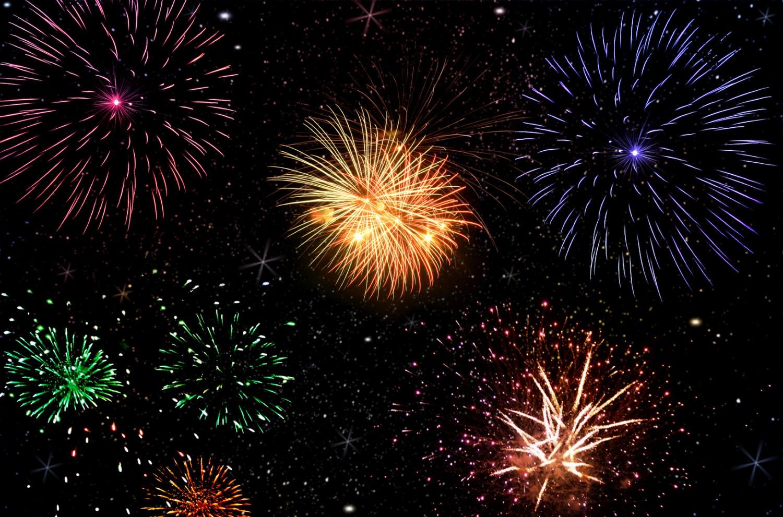 Fajerwerki na Nowy Rok - przy jakiej muzyce?