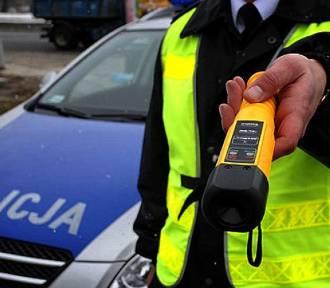 Plaga pijanych kierowców na drogach powiatu kościańskiego