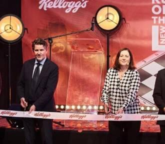 Kellogg otwiera nową linię