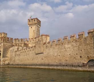 Wrześniowe migawki z Italii - miasto Sirmione nad jeziorem Garda