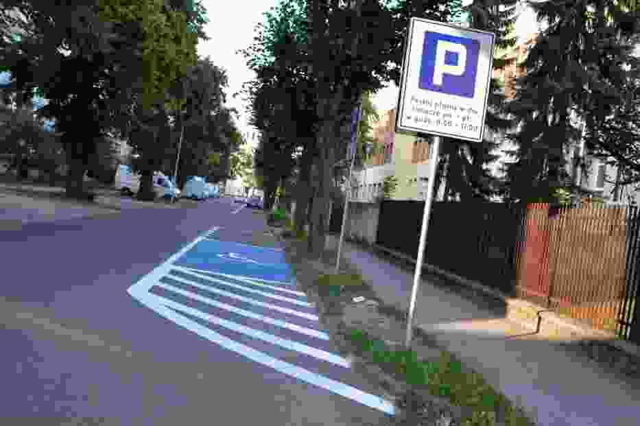 Strefa Płatnego Parkowania w Międzychodzie