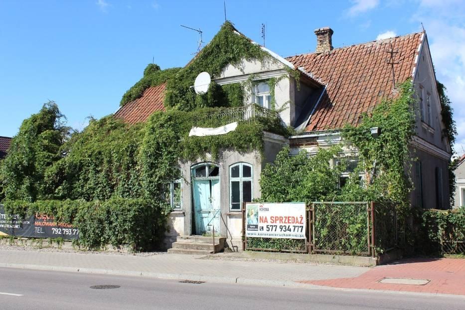 Budynek przy ulicy Białostockiej wkrótce odzyska dawny blask