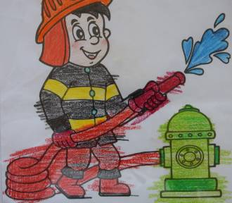 Również strażacy z OSP Pieniężnica dostali podziękowania od turystów