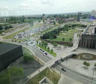 Układ drogowy w Strefie Kultury zostanie dokończony. Dobrowolskiego będzie przedłużona do Bogucic
