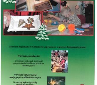 Człuchów. Muzeum regionalne zaprasza na warsztaty pieczenia pierniczków i robienia ozdób choinkowych