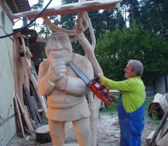 Shrek zostanie postawiony w parku w Jędrysku